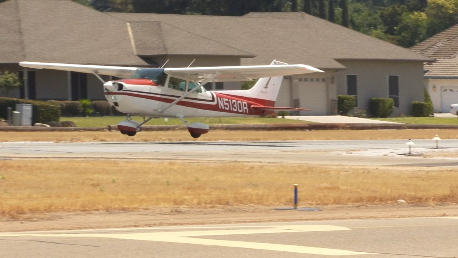 Planes, helicopters, cars at Fresno events