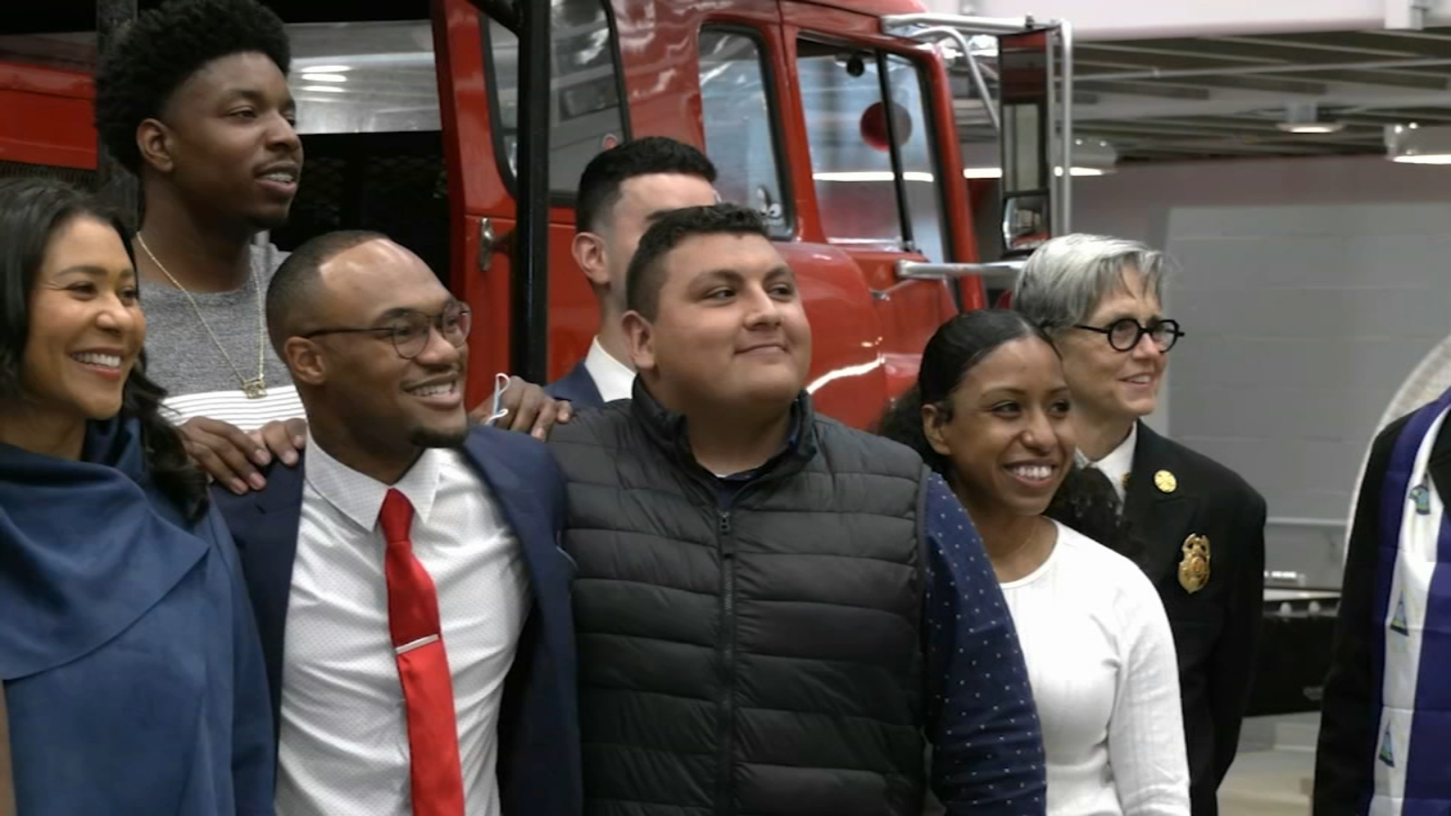 San Francisco's Inaugural City EMT Graduate School, program for young people of color that creates upward mobility and career growth